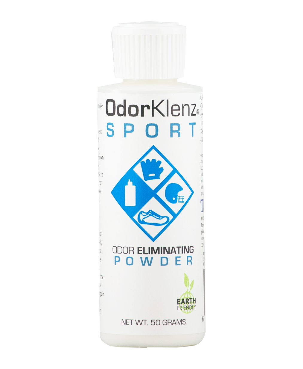 OdorKlenz Sport Powder - Remove Odors From Shoes