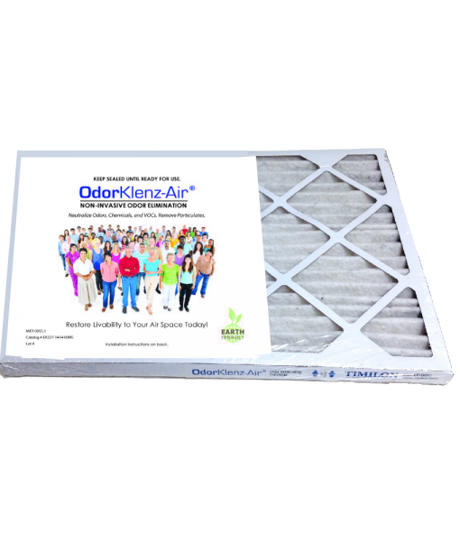 bes air filter for mildew odors