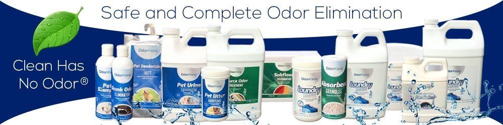 OdorKlenz Odor Elimination