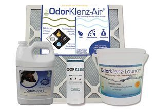 Sign Up for OdorKlenz Products Webinar