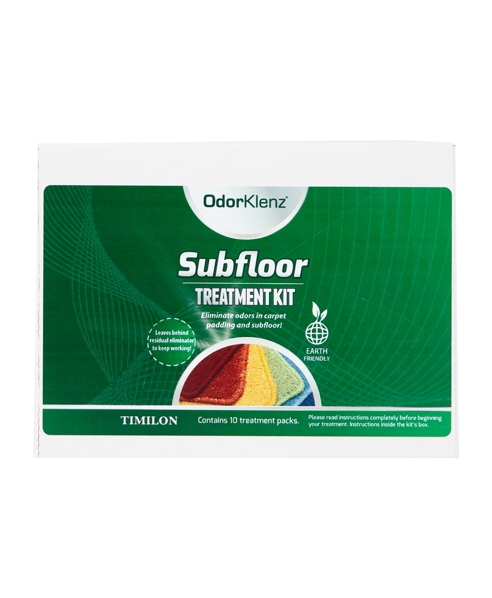 Remove Urine Odors From Subfloor Subfloor Treatment Kit