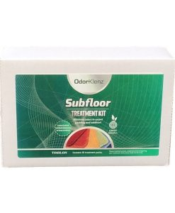 Remove Urine Odors from Subfloor