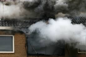 smoke odors after a house fire