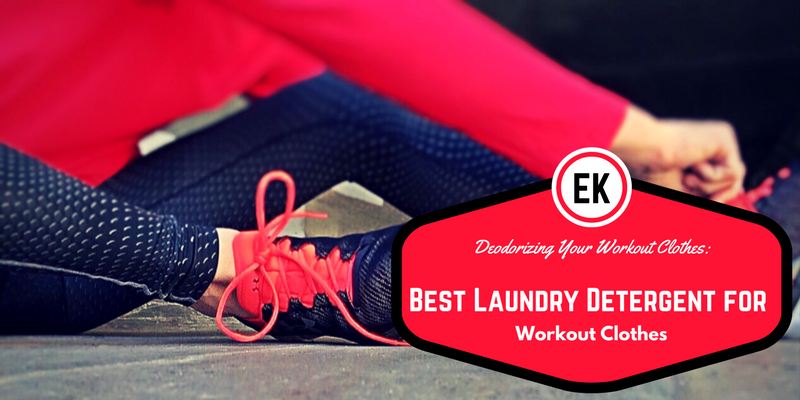 Deodorizing Your Workout Clothes: Best Laundry Detergent for Workout Clothes