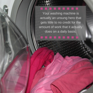 What Causes Washing Machine Odors