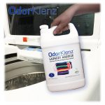 how to clean and deodorize your machine