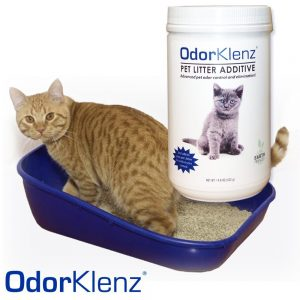 How To Use Odorklenz Pet Litter Additive