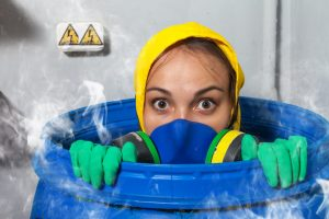 how to clean odors from anything