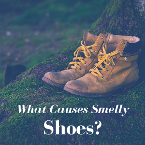 What Causes Smelly Shoes?