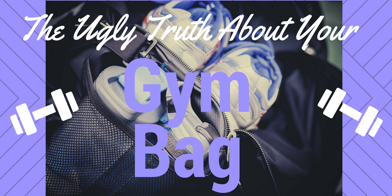 The Ugly Truth About Your Gym Bag & Steps to Shield It