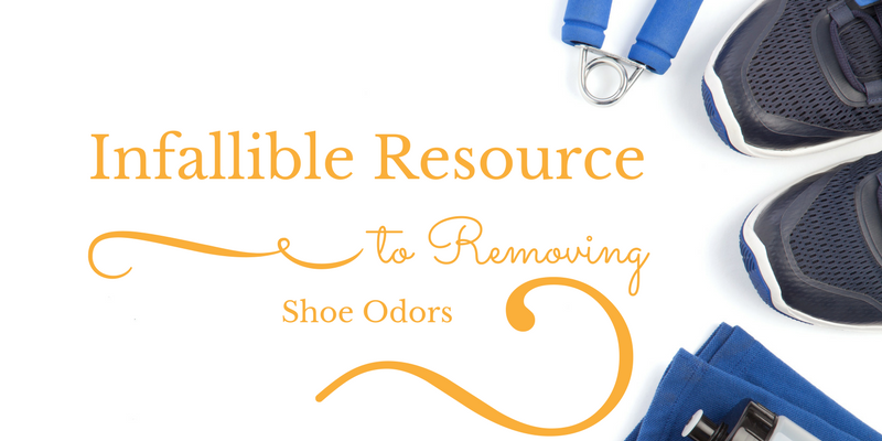 Infallible Resource to Removing Shoe Odor
