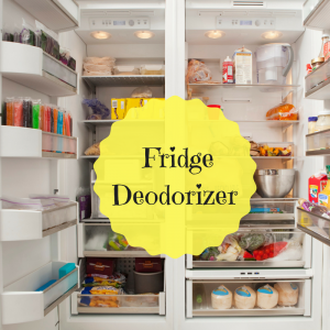 Ultimate Fridge Deodorizer