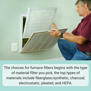 How to Choose the Best Furnace Filter