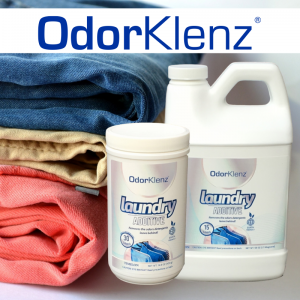 Eliminate Night Sweat Odor from Clothing & Linens