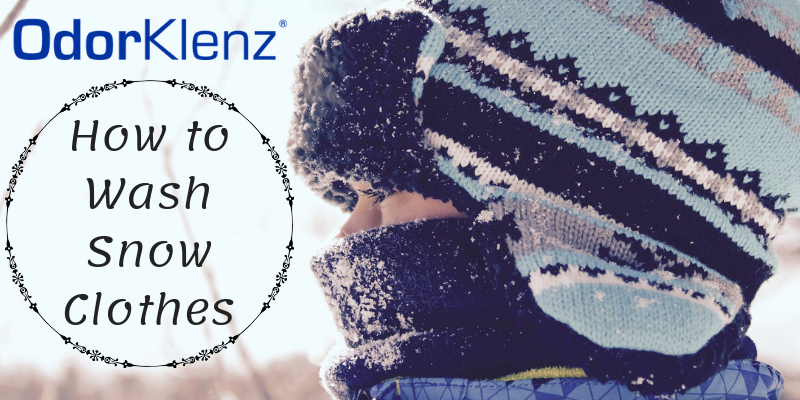 Clothing Storage Odors: How to Wash Snow Clothes
