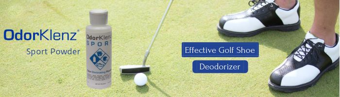 How to Deodorize Golf Shoes