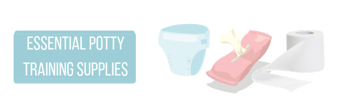 Potty Training Supplies