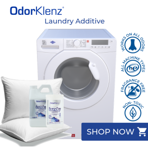 Removing Odor from Pillows in Wash Cycle