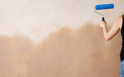 How to Remove Smelly Paint Odor Inside the House